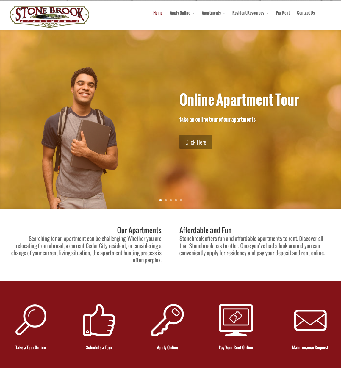 Stone Brook SUU Home Page