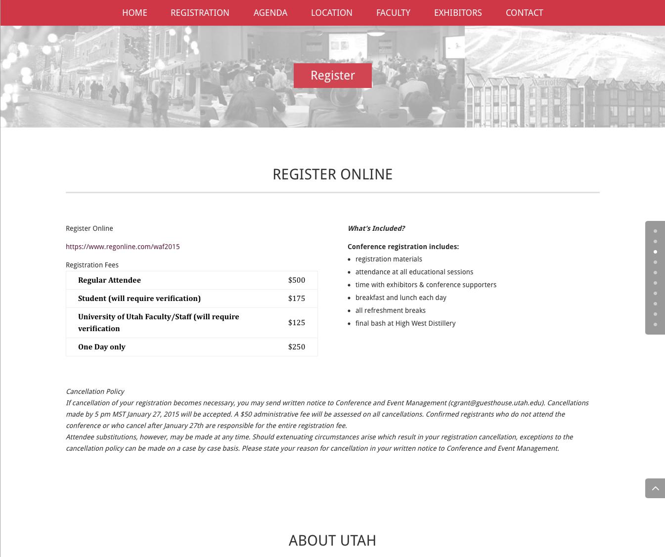 Western Atrial Fibrillation Symposium Registration