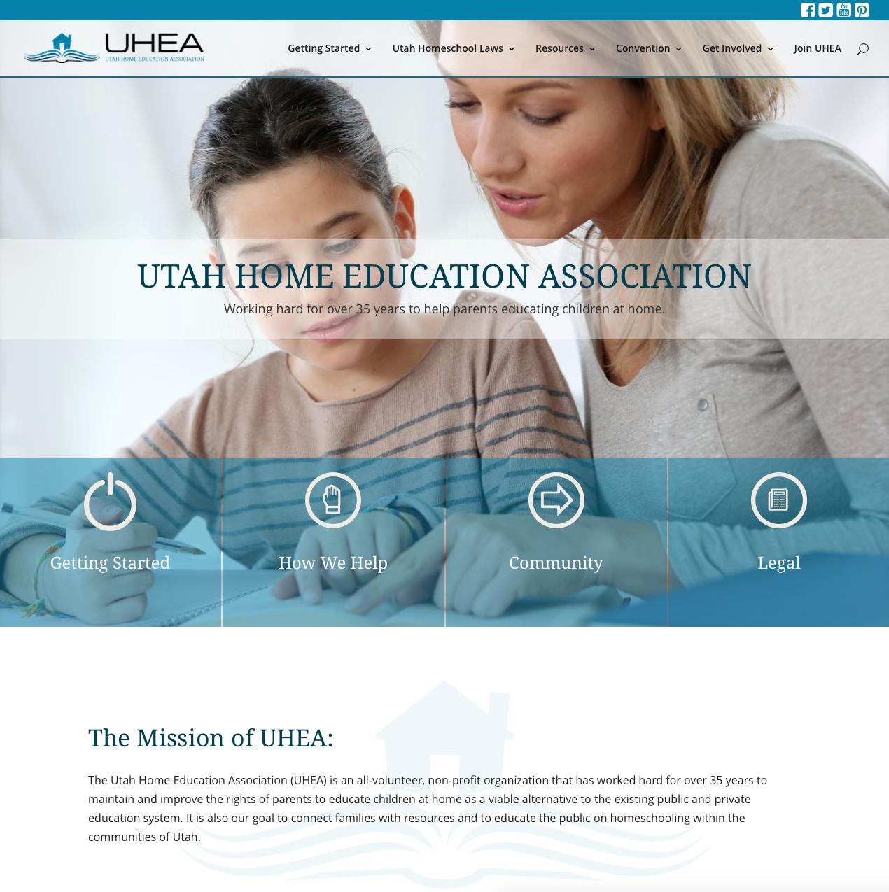 UHEA Web Site