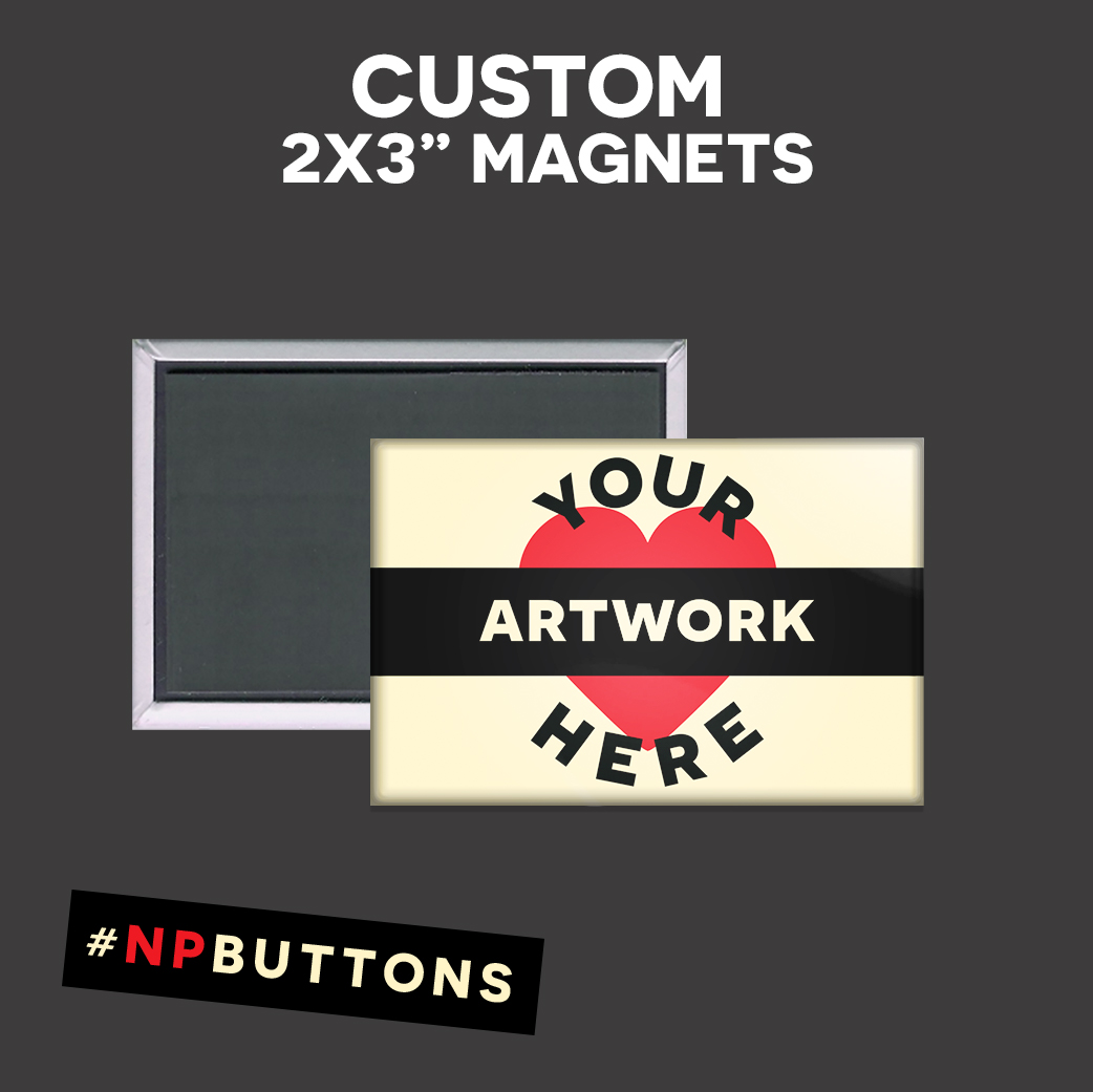 2x3″ magnets