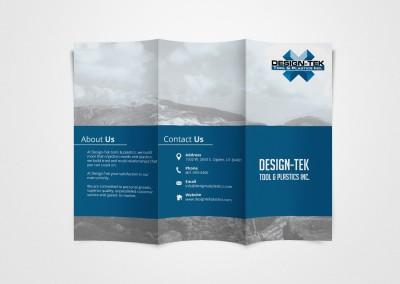 DesignTek Plastics Brochure