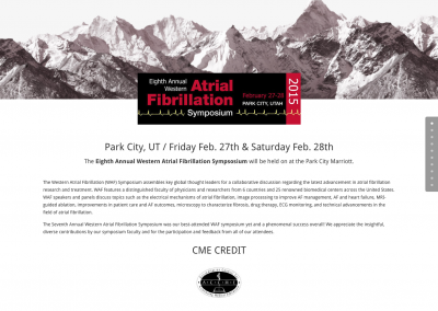 Western Atrial Fibrillation Symposium
