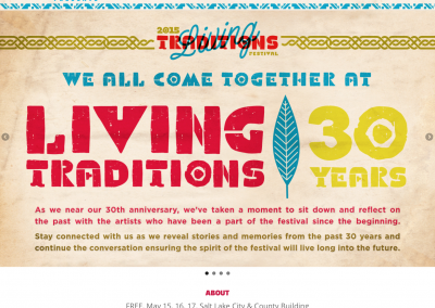 Living Traditions Festival