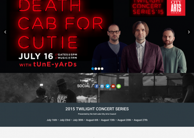 Twilight Concert Series 2015