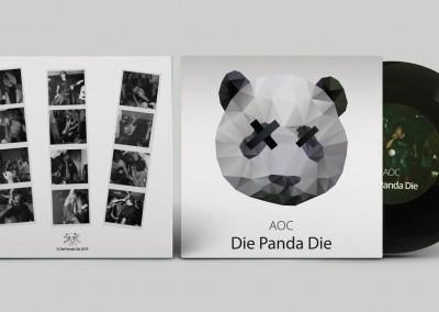 DPD 7″ Vinyl Record Jackets