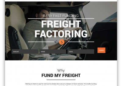 Fund My Freight