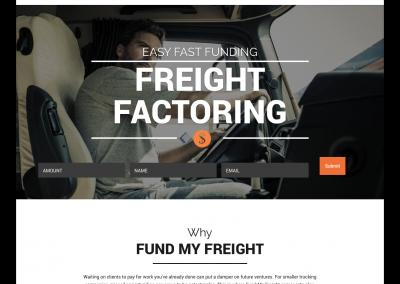 Fund My Freight