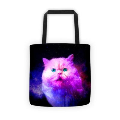 Simon Space Cat Tote bag