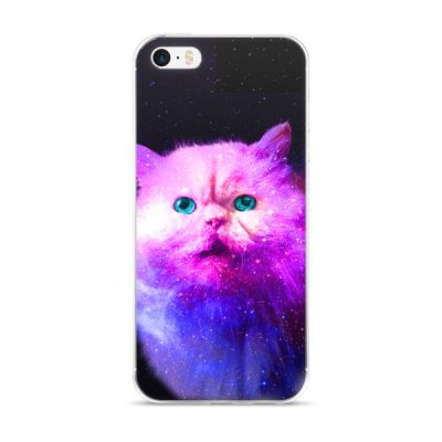 Simon Space Cat iPhone case