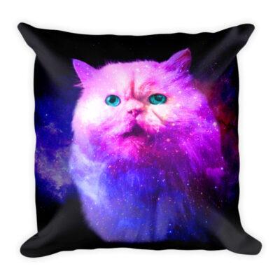 Simon Space Cat Pillow