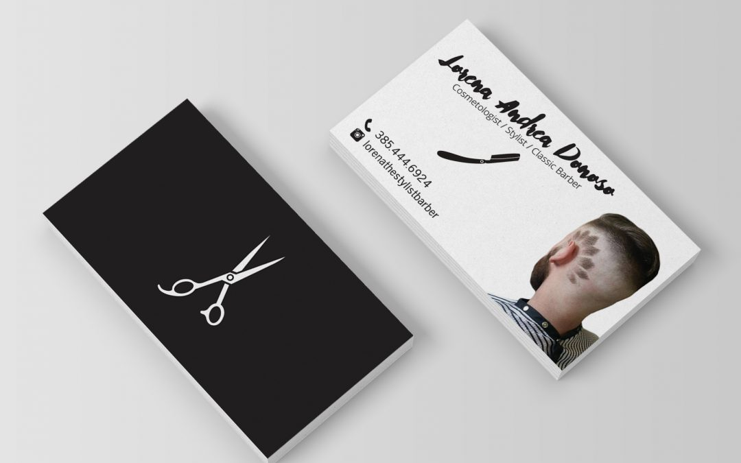 Business Cards For Lorena