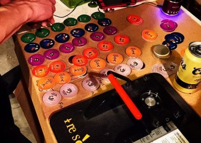 Folk Hogan Button Kits
