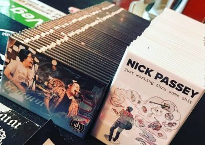 Nick Passey Music fridge magnets