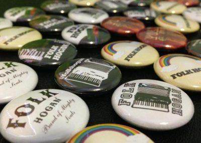 Folk Hogan pins