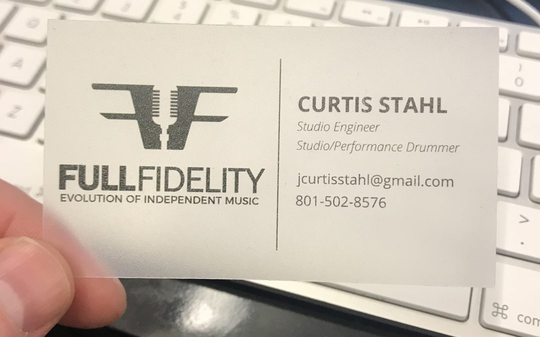 Full Fidelity Business Cards