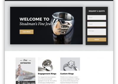 Steadmans Fine Jewelry