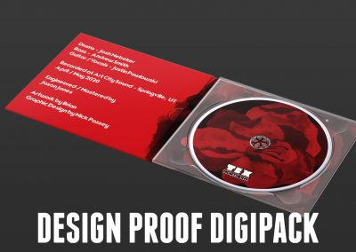 CD Layout and Design Tex Northern